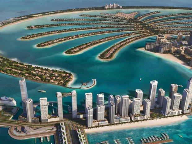 Apartment in The Palm Jumeirah, Dubai, United Arab Emirates 1