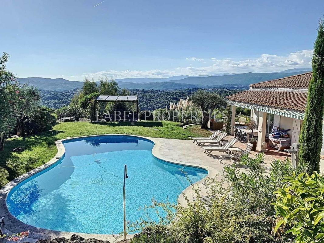 Villa in Mougins, Provence-Alpes-Côte d'Azur, France 1 - 11273847