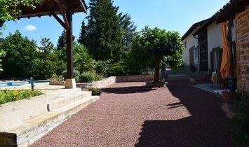 Casa en Châtillon-sur-Chalaronne, Auvernia-Ródano-Alpes, Francia 1