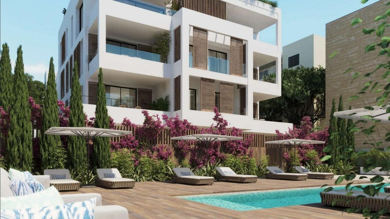 Penthouse in Balearic Islands, Spain 1
