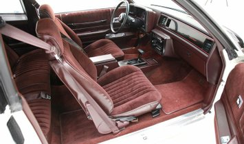 1986 Chevrolet Monte Carlo SS Aerocoupe