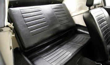 1972 Volkswagen Karmann Ghia Convertible