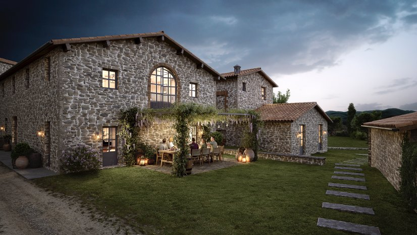 Villa in Gaiole in Chianti, Tuscany, Italy 1 - 11278171
