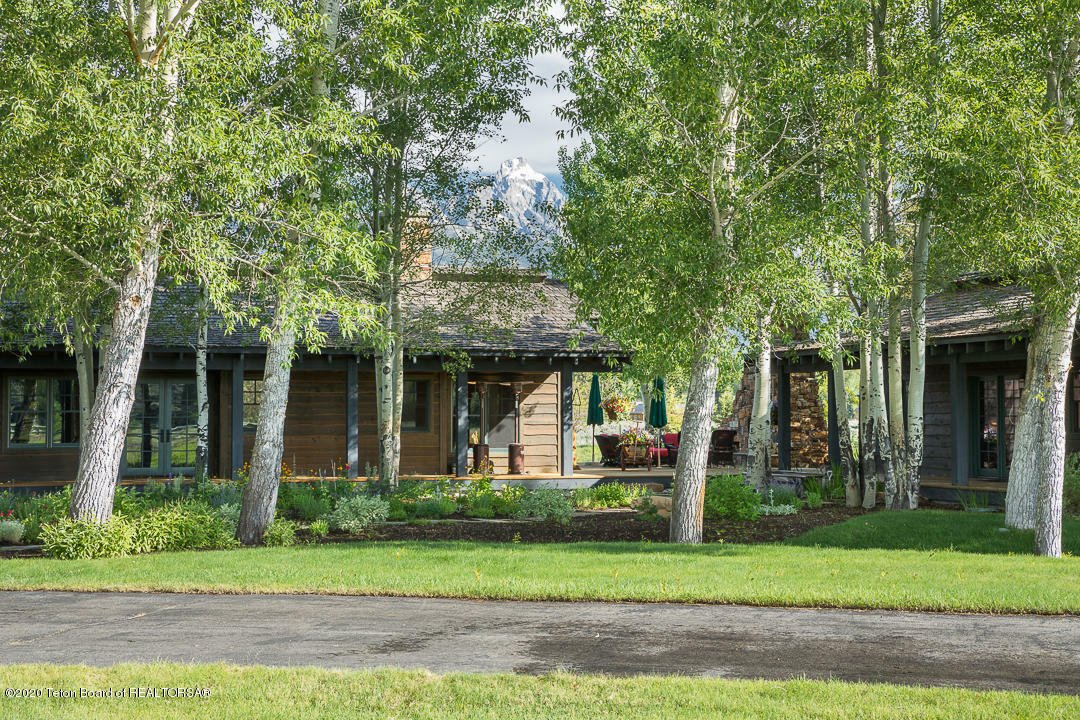 House in Jackson, Wyoming, United States 1