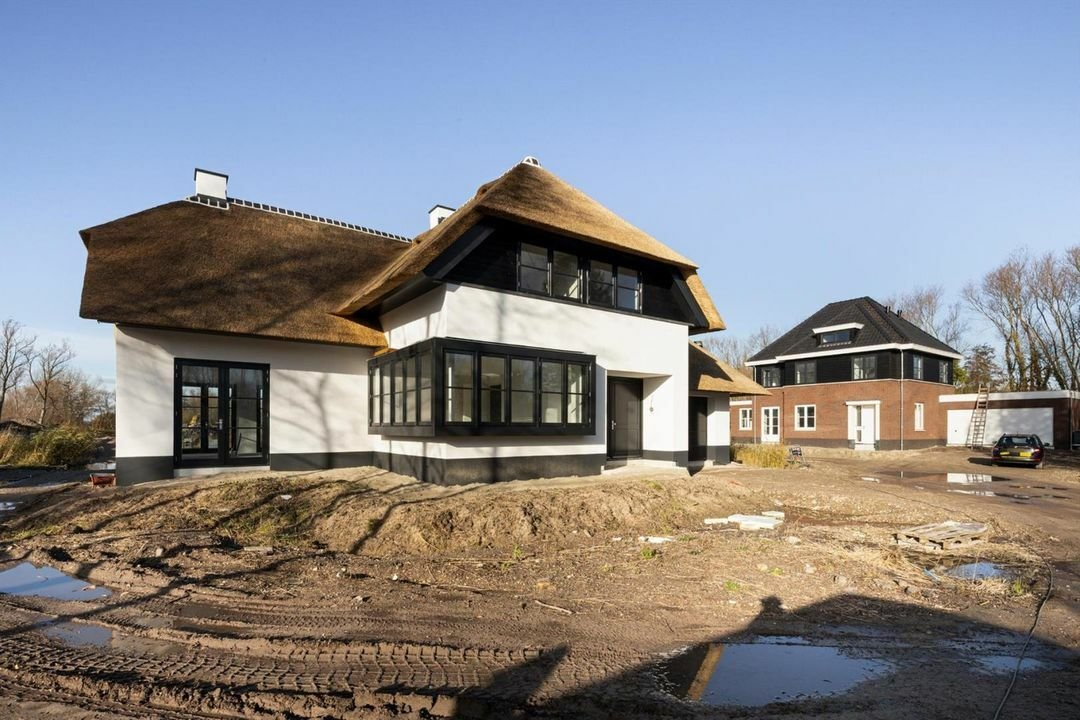 House in Nieuwerkerk aan den IJssel, South Holland, Netherlands 1