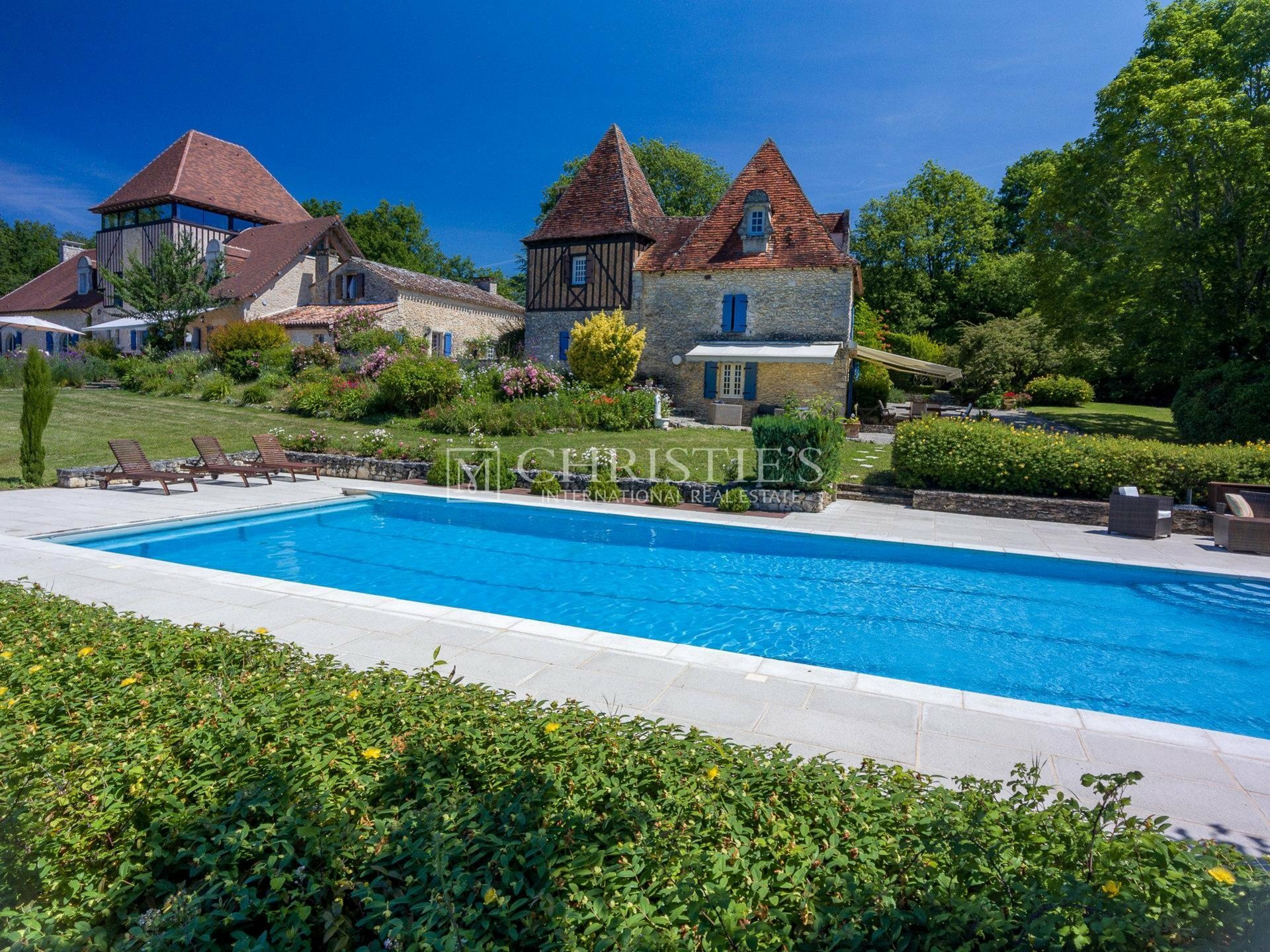 House in Bergerac, Nouvelle-Aquitaine, France 1