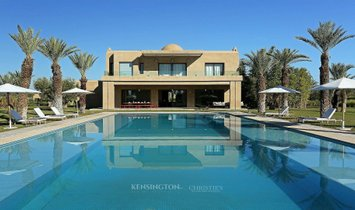 Maison à Annakhil, Marrakech-Safi, Maroc 1