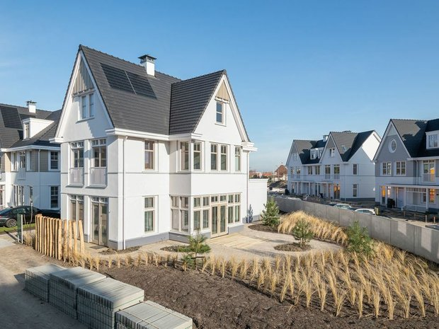 House in Noordwijk aan Zee, South Holland, Netherlands 1