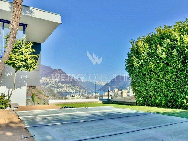 House in Lugano, Ticino, Switzerland 1