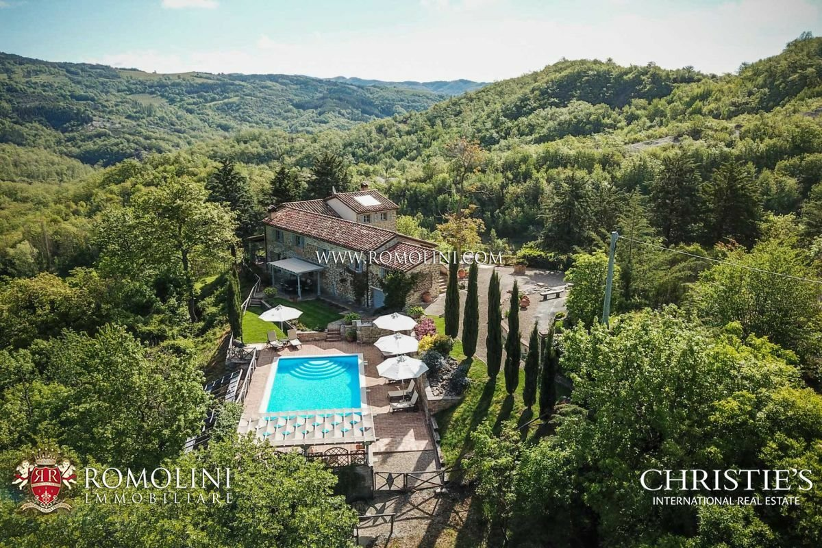 House in Umbria, Italy 1