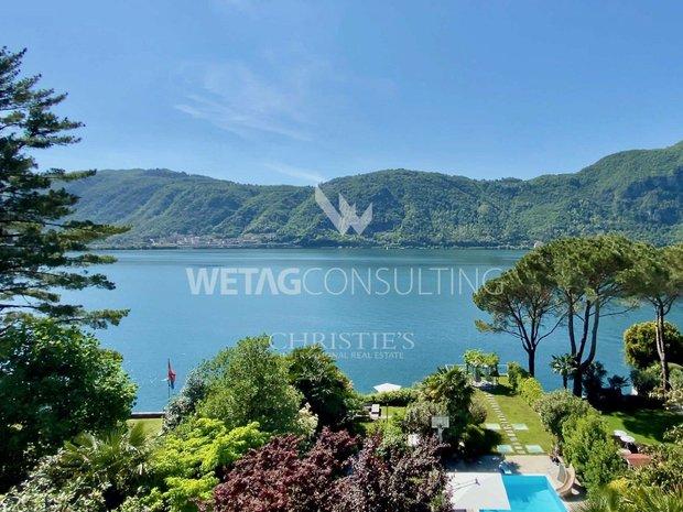 House in Bissone, Ticino, Switzerland 1