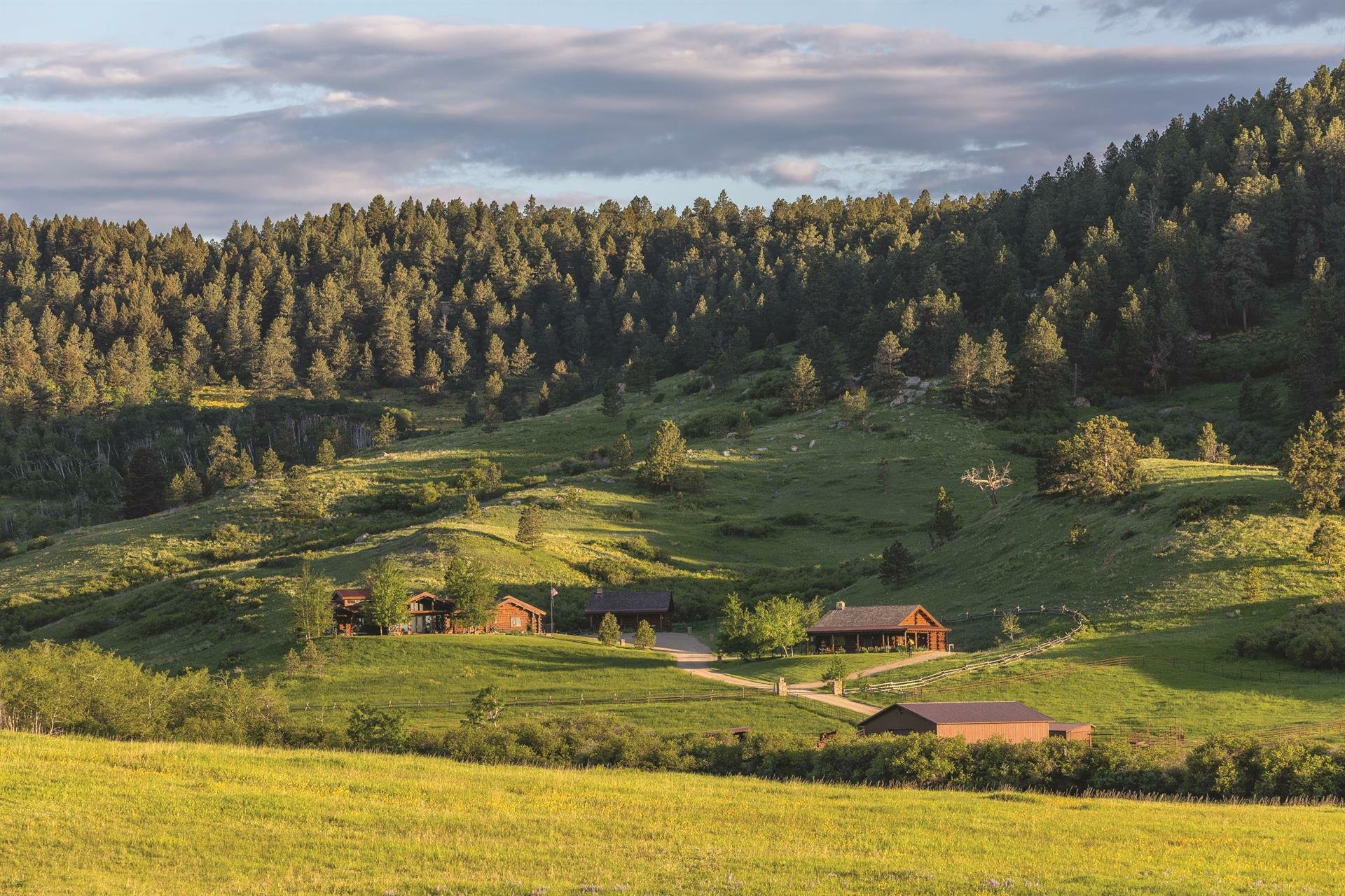 Farm Ranch in Lewistown, Montana, United States 1