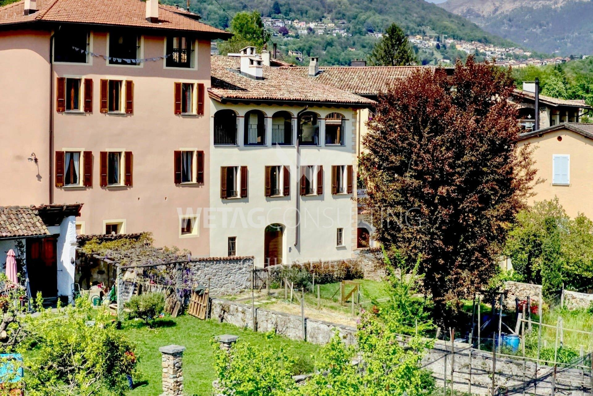Apartment in Origlio, Ticino, Switzerland 1