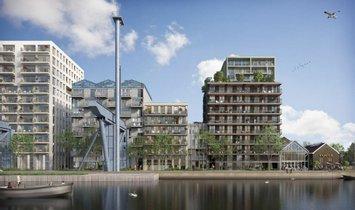 Wohnung in Oostelijke Eilanden en Kadijken, Nordholland, Niederlande 1