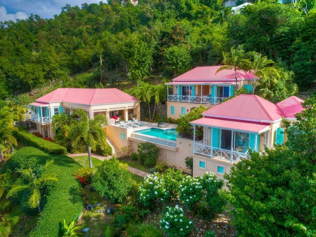 House in Tortola, British Virgin Islands 1