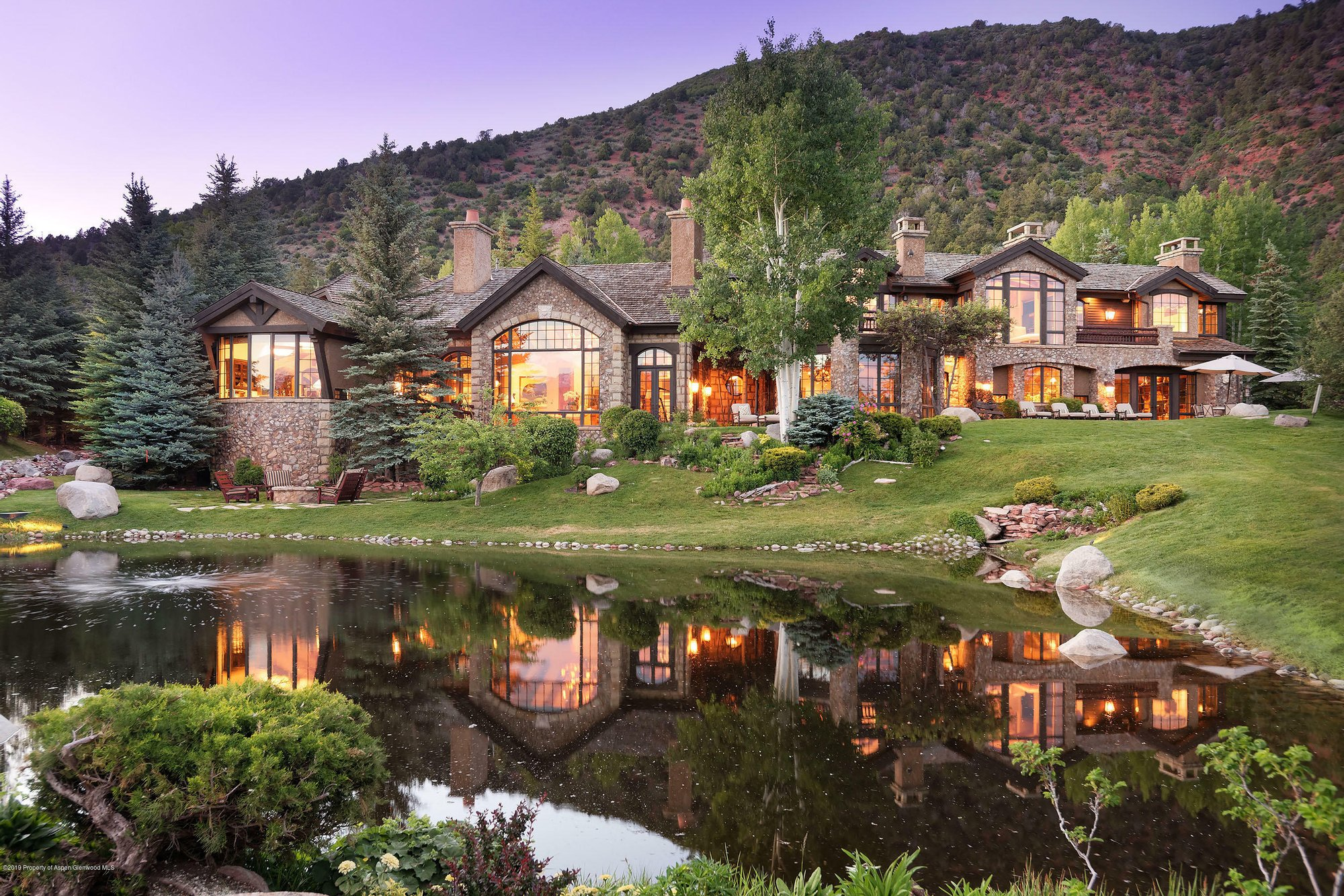 House in Woody Creek, Colorado, United States 1