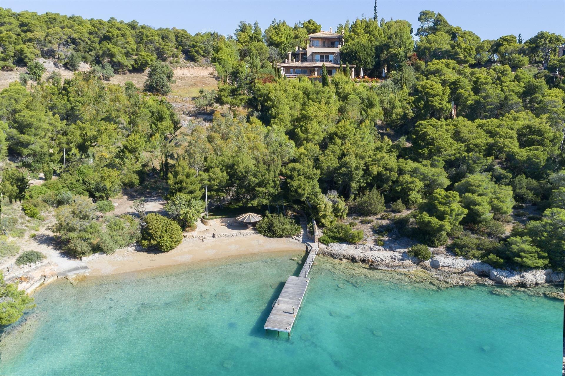 House in Porto Cheli, Greece 1