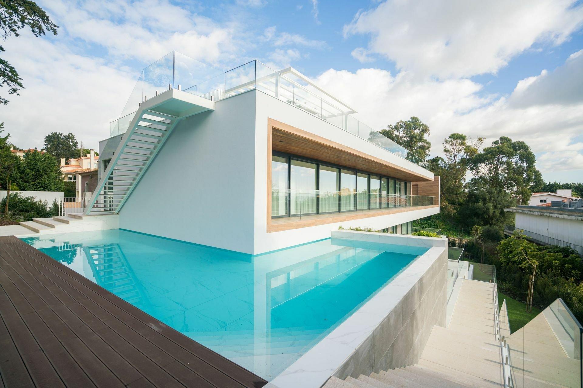 Villa in Paço de Arcos, Lisbon, Portugal 1