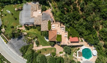 House in Cala di Volpe, Sardinia, Italy 1