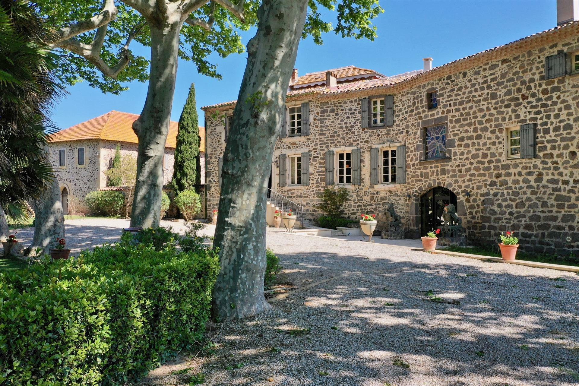House in Montpellier, Occitanie, France 1
