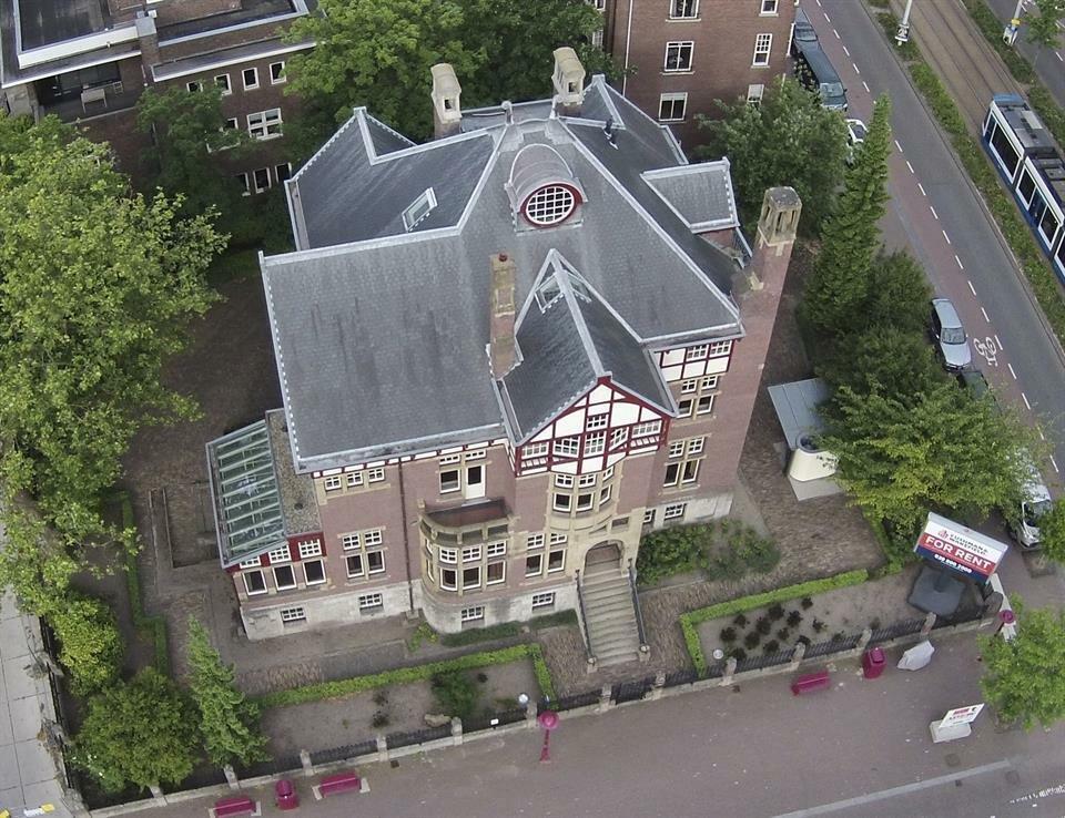 House in Apollobuurt, North Holland, Netherlands 1
