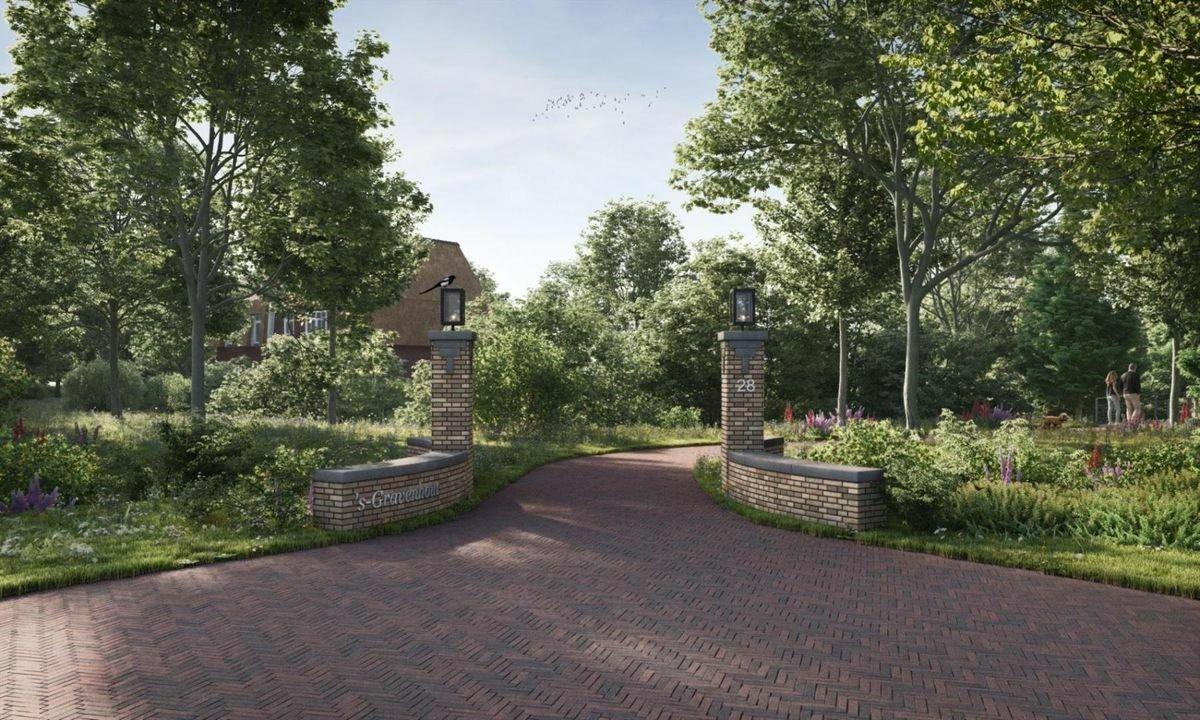 House in Nieuwerkerk aan den IJssel, South Holland, Netherlands 1