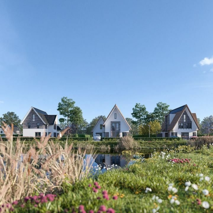 House in Zevenhuizen, South Holland, Netherlands 1