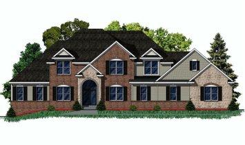 House in Ballwin, Missouri, United States 1