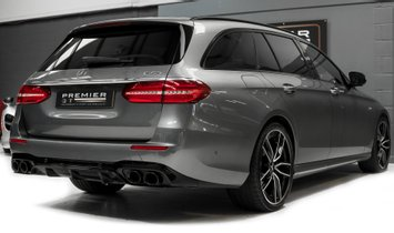 2019 Mercedes-Benz E 53 AMG