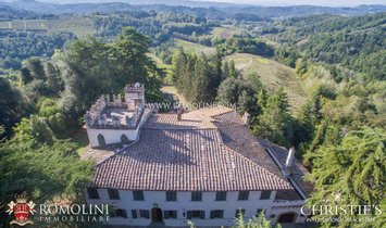 House in Castelfiorentino, Tuscany, Italy 1