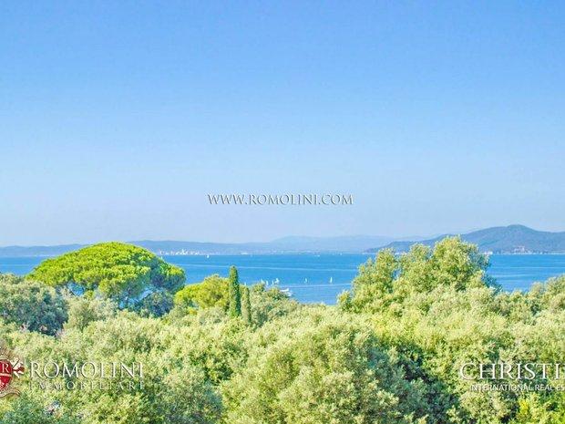 House in Punta Ala, Tuscany, Italy 1