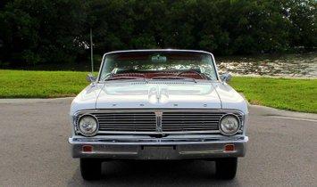 1965 Ford Falcon Convertible