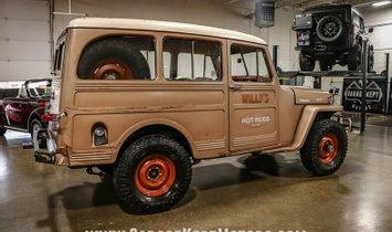 1950 Willys Overland Wagon