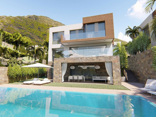 Villa in Mijas, Andalusia, Spain 1