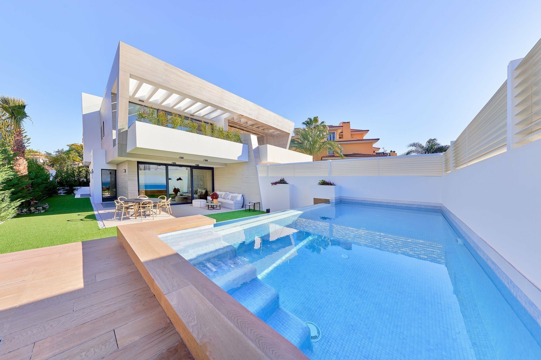 Villa in Puerto Banús, Andalusia, Spain 1