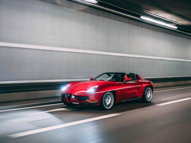2017 Alfa Romeo Disco Volante  (11279021)