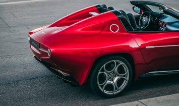 2017 Alfa Romeo Disco Volante