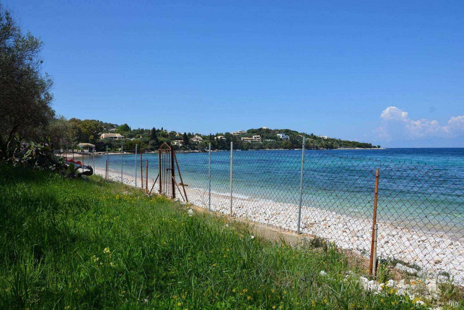 Land in Greece 1