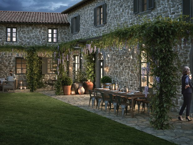 Townhouse in Gaiole in Chianti, Tuscany, Italy 1