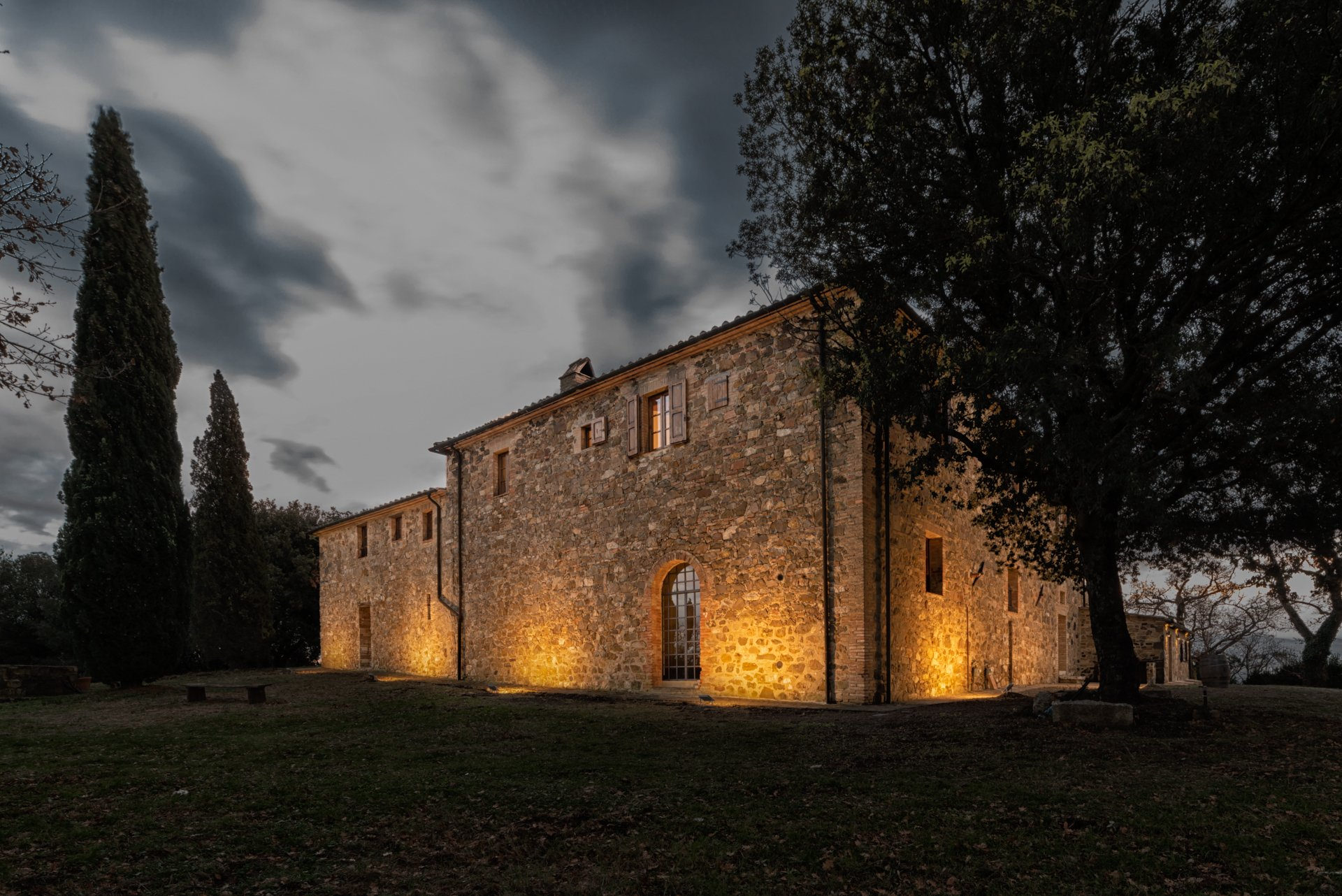 Country House in Montalcino, Tuscany, Italy 1 - 11238334
