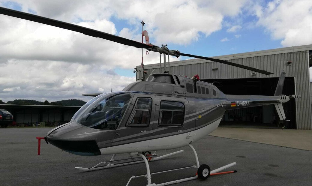 Great Bell 206 B3