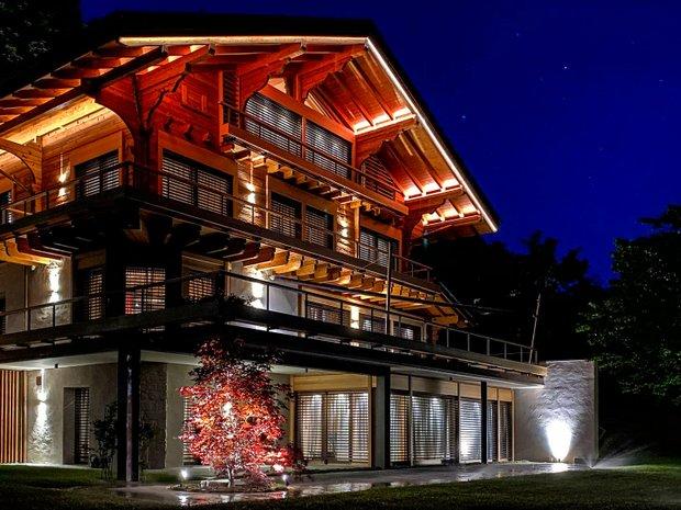 Chalet in Vevey, Vaud, Switzerland 1