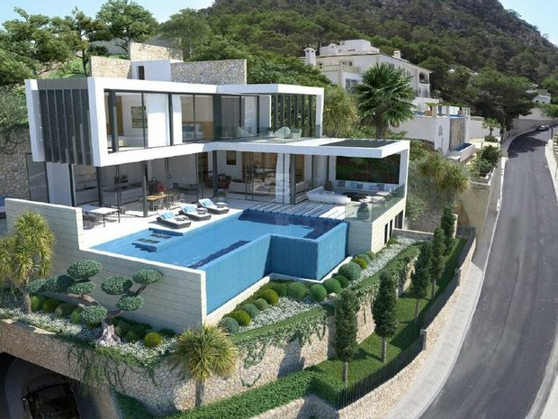 Villa in Andrach, Balearic Islands, Spain 1