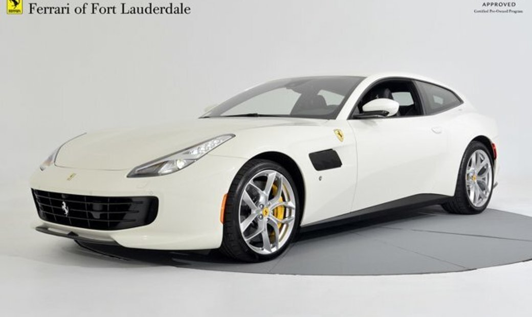 2019 Ferrari Gtc4 Lusso In Fort Lauderdale Florida United States For Sale 11081214