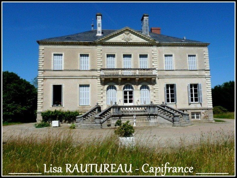Castle in Montaigu, Pays de la Loire, France 1