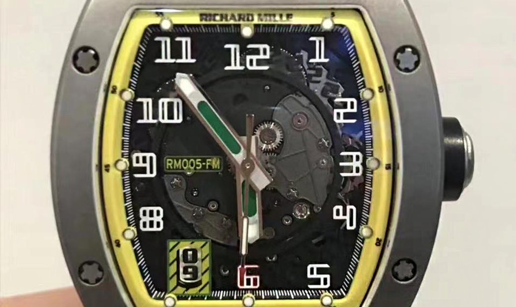 Richard Mille [WATCH ONLY] RM 005 Felipe Massa