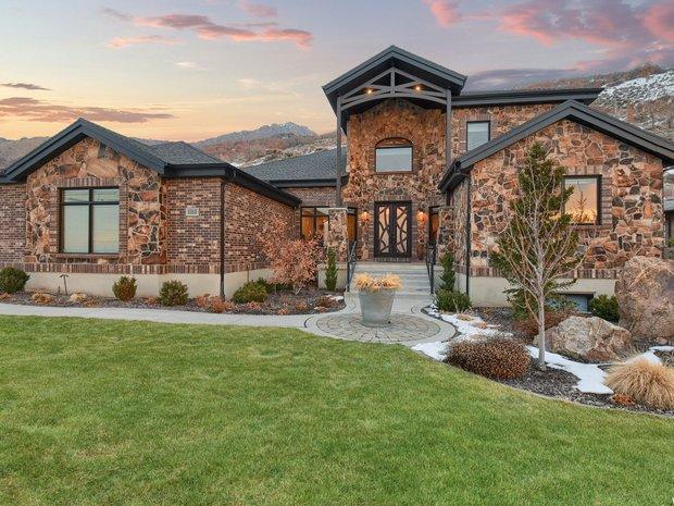 House in Layton, Utah, United States 1