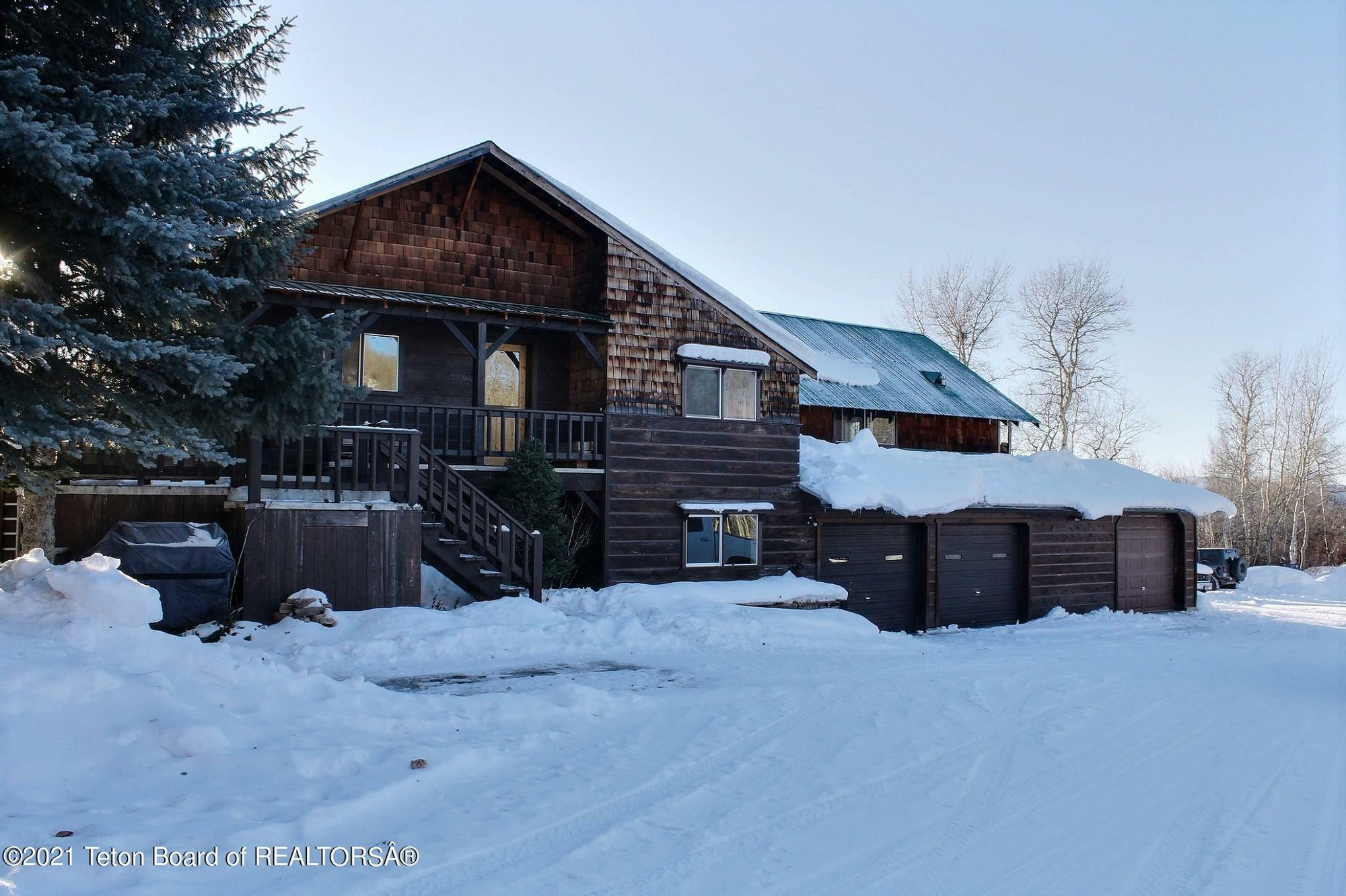 House in Victor, Idaho, United States 1