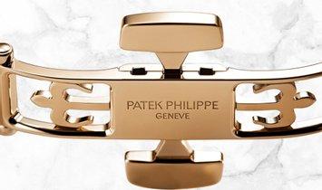 Patek Philippe Twenty -4 7300/1450R-001 Rose Gold Diamond Set Dial, Bezel, Crown and Bracelet
