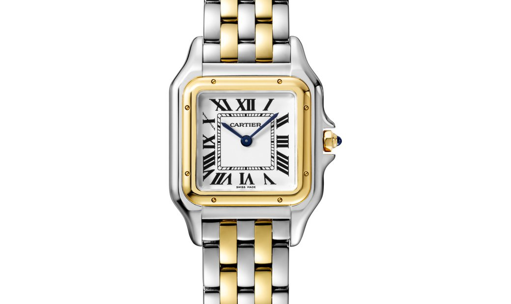 CARTIER PANTHERE DE CARTIER MEDIUM MODEL QUARTZ W2PN0007